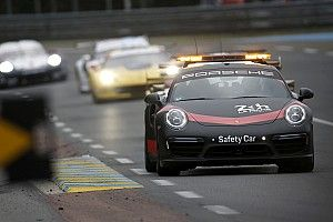 Corvette cuestiona el uso del Safety Car en Le Mans