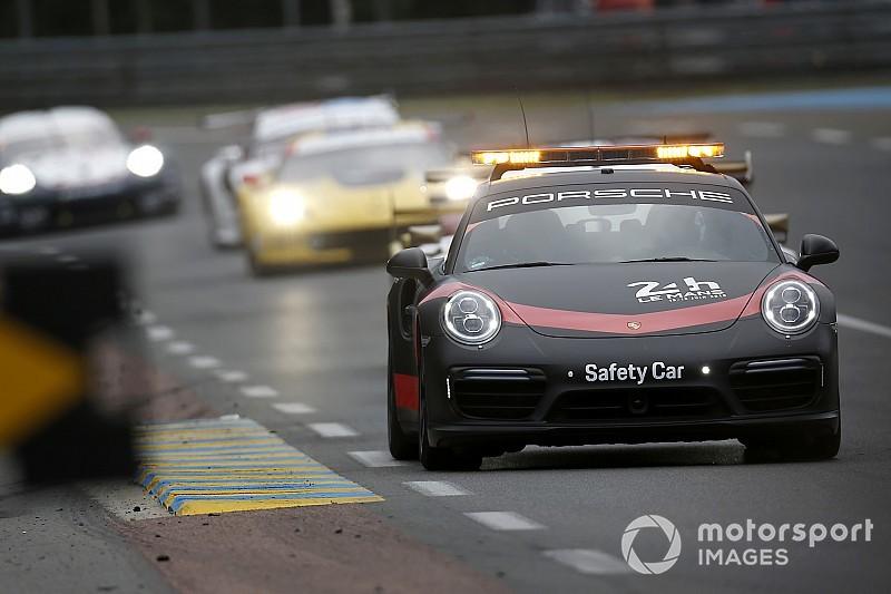 Corvette cuestiona el uso del Safety Car en Le Mans