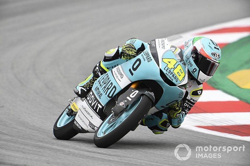 Moto3 Sachsenring: Dalla Porta slaat dubbelslag met zege