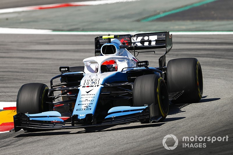 A Williams gyorsabb, de még mindig nagyon lassú