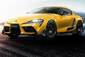2020 Toyota Supra gets carbon fiber body kit, 19-inch wheels from TRD