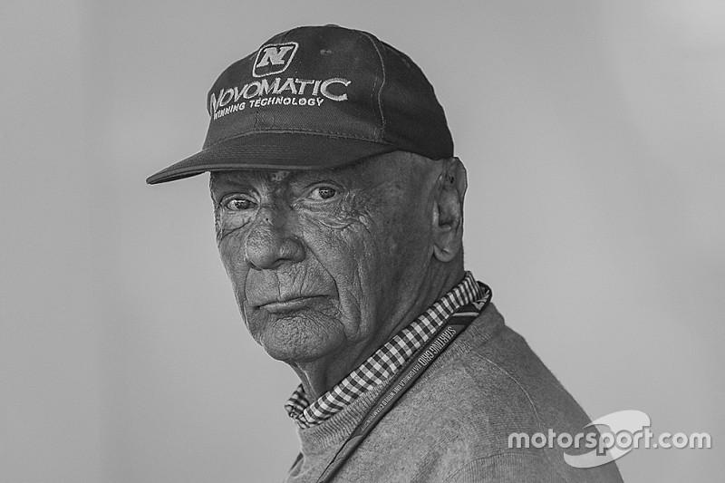 Niki Lauda op 70-jarige leeftijd overleden
