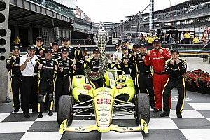 """Pagenaud, vainqueur de l'Indy 500 : """"Croyez en vos rêves"""""""
