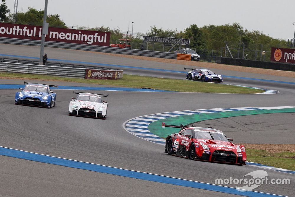 Super GT to return to Malaysia, Thailand in 2021
