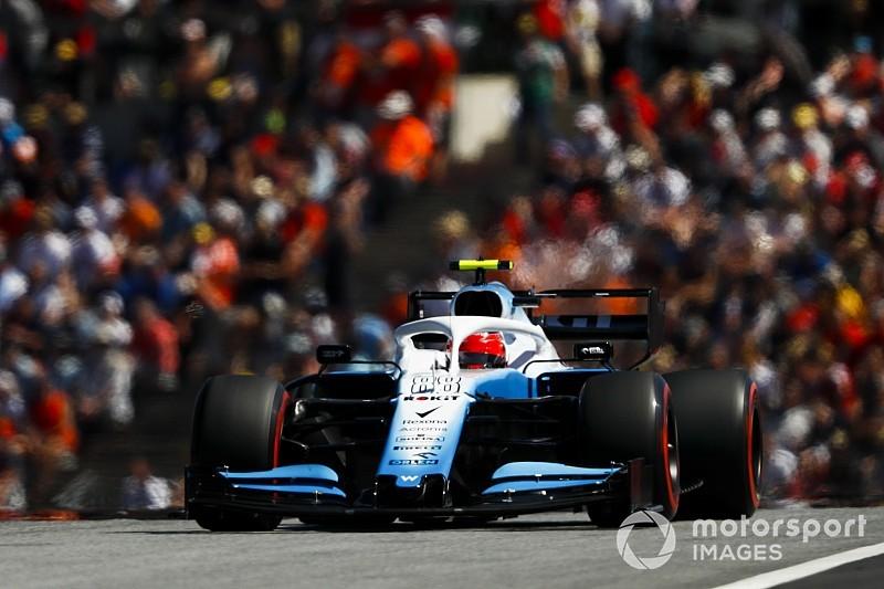 """F1 admite que prêmio de 'Piloto do Dia' de Kubica foi """"erro técnico"""""""