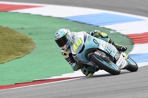 Dalla Porta gana y se coloca líder en Moto3