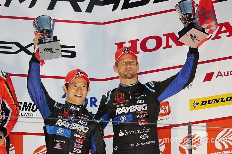 難しいコンディションで強さ発揮し3位、1号車のバトン「F1での経験が生きた」