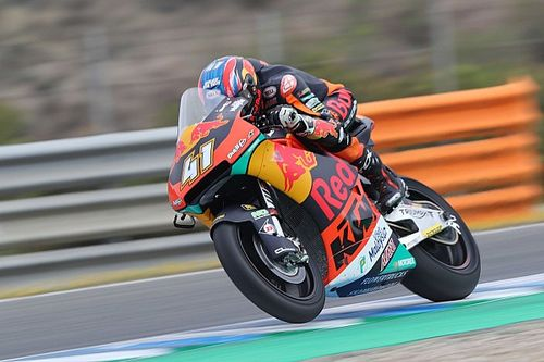 Moto2, Le Mans, Libere 2: Binder mette davanti la KTM, terzo Baldassarri