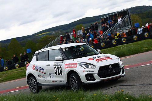 Suzuki Swiss Racing Cup : Muzzarelli à domicile