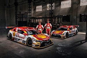 Shell confirma quatro carros no grid da Stock Car em 2020 e indica mudança de equipes