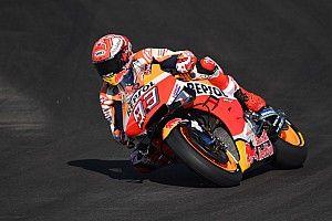 Маркес стал лучшим на четвертой тренировке MotoGP в Хересе, Росси – 13-й