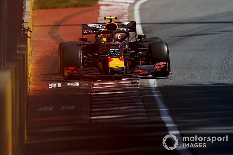 Обновленные моторы Honda не помогут Red Bull в квалификации, но покажут себя в гонке