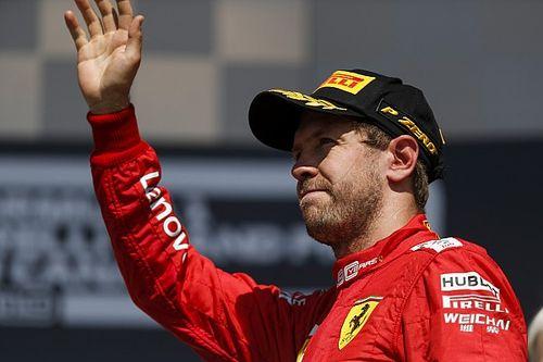 Vettel'in ayrılığı sonrası F1'in hisseleri 90 milyon dolar düştü
