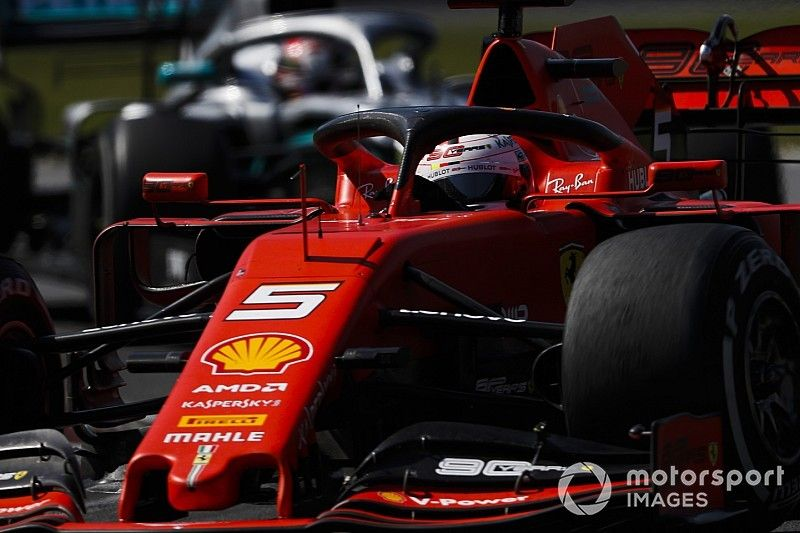 Analyse: Hoe Ferrari de straf van Vettel ongedaan wil laten maken