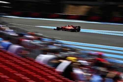 LIVE F1 - Suivez le GP de France en direct