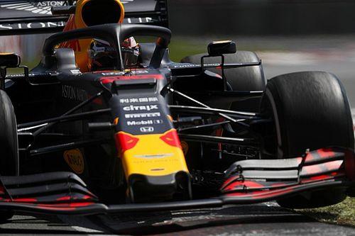 Red Bull пришлось снизить мощность мотора на машине Гасли из-за перегрева