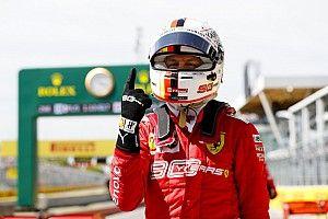 Vettel ujja visszatért, sokat várt rá a Ferrari