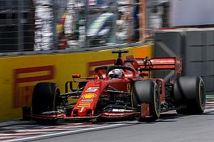 Canadian GP: Starting grid in pictures