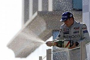 Räikkönen jött, látott és győzött