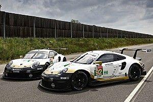 Des livrées spéciales pour Porsche aux 24 Heures du Mans