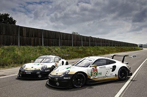 Porsche viert WEC-titel met gouden kleurstelling in Le Mans