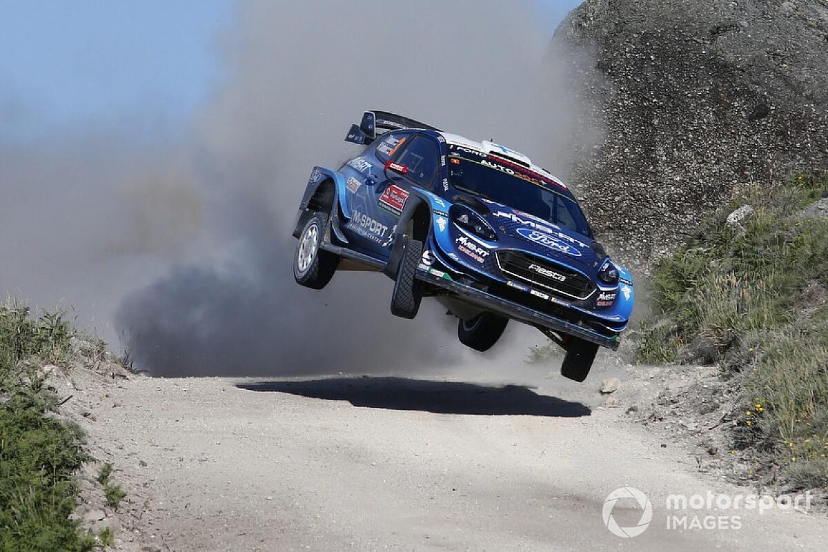 Fotogallery WRC: gli scatti più belli della seconda tappa del Rally del Portogallo