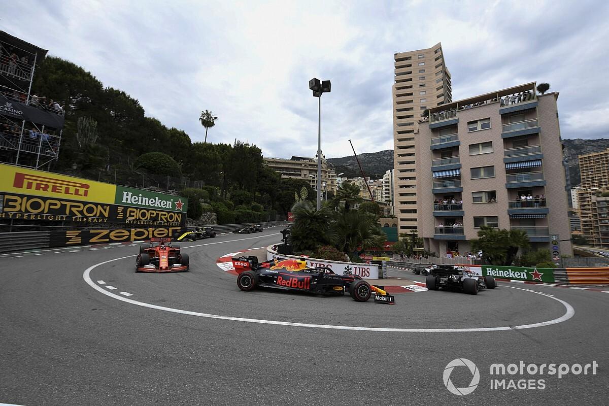 Monaco GP: Tur tur klasman özeti
