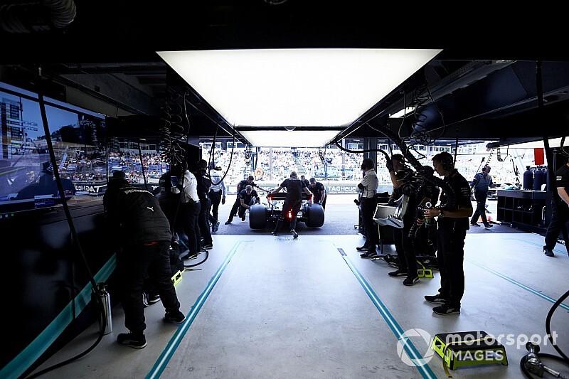 Kolejne dwa tygodnie przerwy w F1