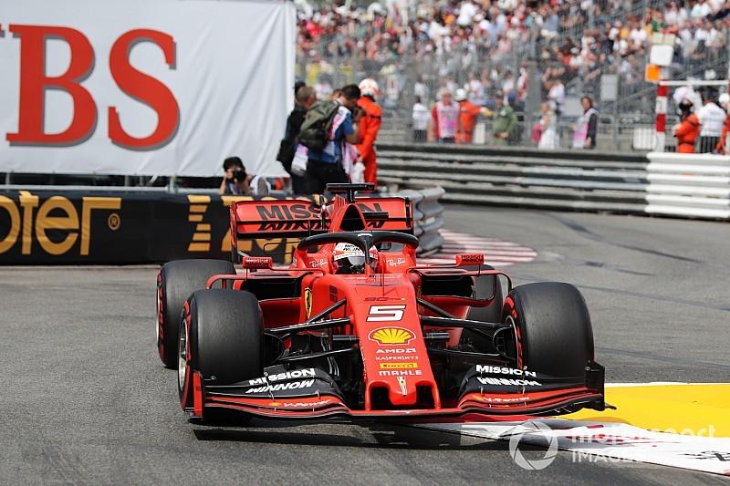 Vettel: Bizim için harika bir sonuç oldu