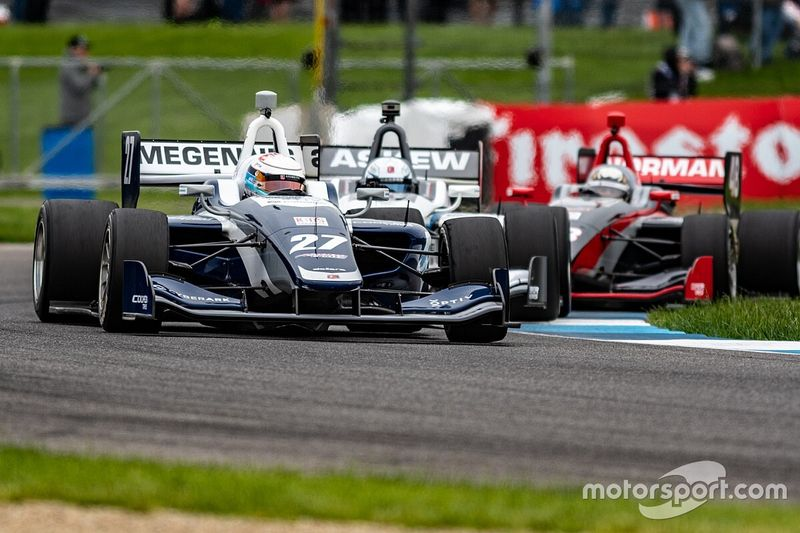 Oficial: la Indy Lights no tendrá temporada 2020