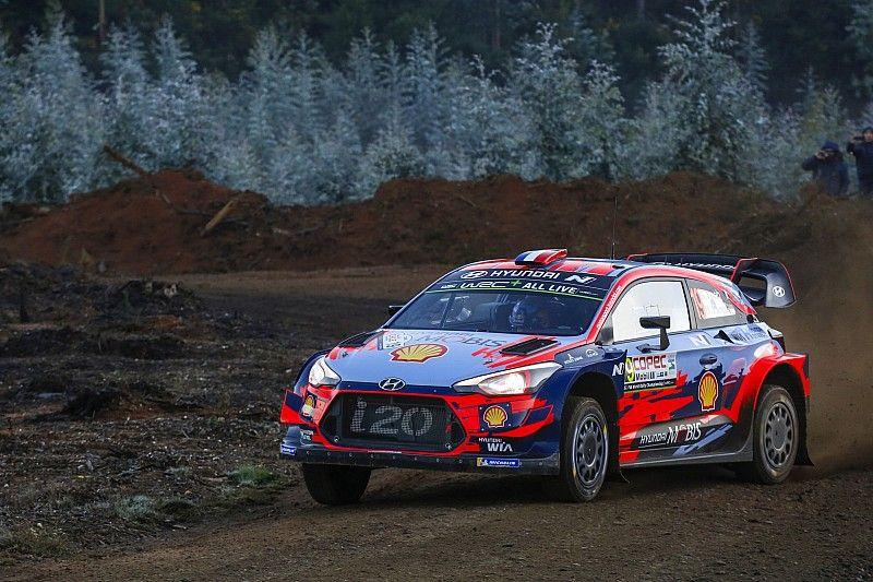 Tanak sigue dominando en el Rally de Chile