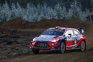 Tanak sigue dominando en el Rally de Chile