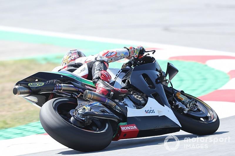 """Nakagami: """"Si Honda me ofrece otra prueba con la moto oficial, diré que no"""""""