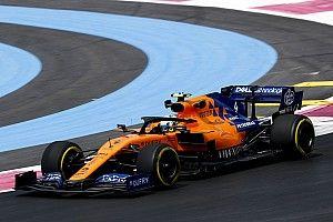"""Sus rivales, sorprendidos con un """"impresionante"""" McLaren en Francia"""