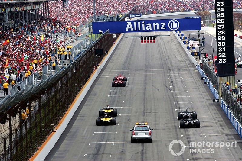 Indianapolis 2005 - Quand la F1 se ridiculise devant le monde entier