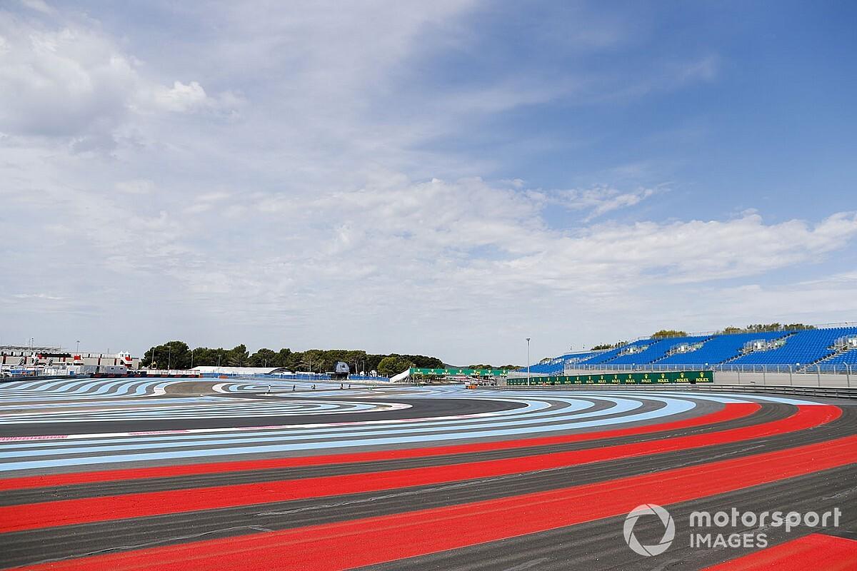 Circuito de Paul Ricard está à venda