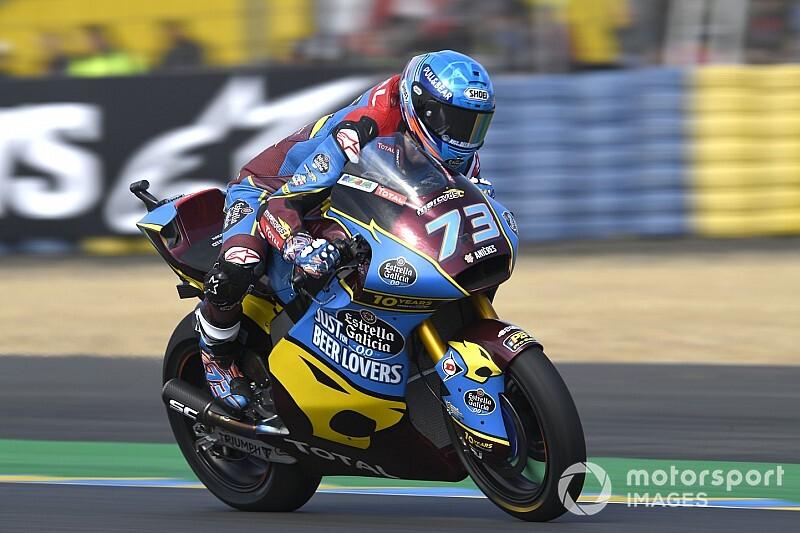 Alex Márquez e John McPhee quebram jejum e vencem pela Moto2 e Moto3
