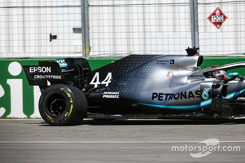 "Hamilton: FP2 ""like sitting in headmaster's office"" after crash"