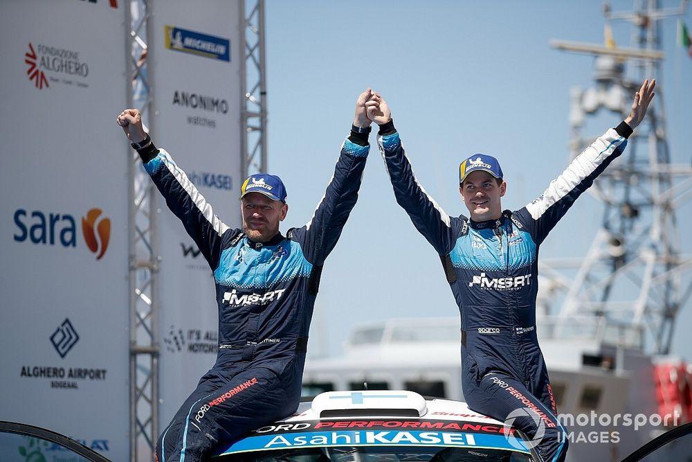 WRC: Lehtinen lascia Suninen e diventa manager in Toyota