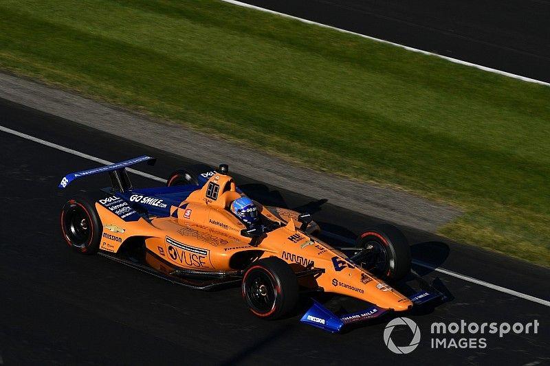 """McLaren """"no tiene excusa"""" para el fracaso en Indy 500"""