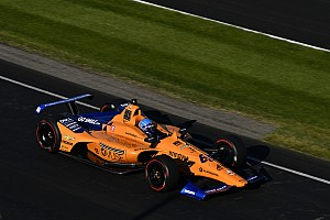 "McLaren has ""no excuses"" for Alonso's Indy 500 failure"