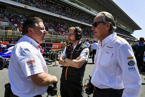 Mansour Ojjeh lemondott a McLaren igazgatói tisztségéről, fia veszi át a helyét - sajtóhír