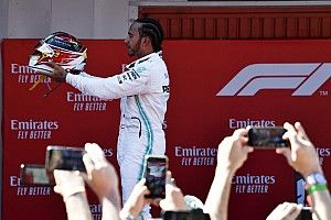 Estadísticas: Mercedes logró su cinco de cinco