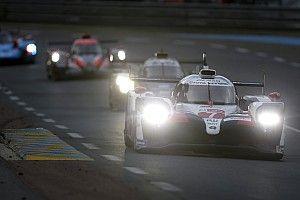 Le Mans: Toyota entra en la noche liderando, Alonso es segundo