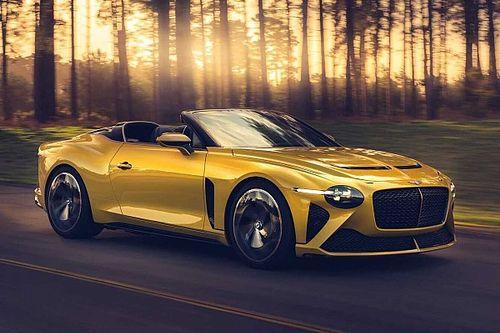Bentley Bacalar, yenilikçi tasarımını gözler önüne serdi
