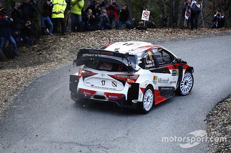WRC, Monte-Carlo, PS7: Ogier si avvicina a Evans e vede la vetta