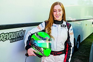 Aussie talent Prince makes Porsche step