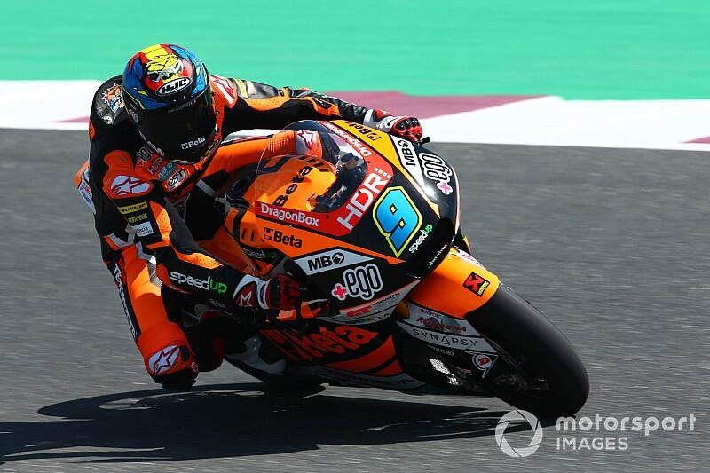 Navarro termine la pré-saison en tête au Qatar