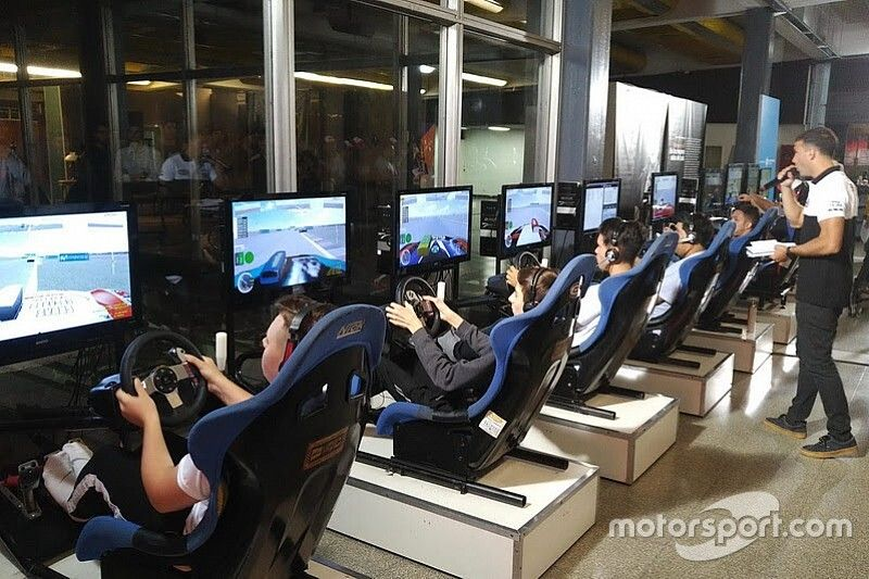 El eMotorsport ACTC consagró a su primer campeón