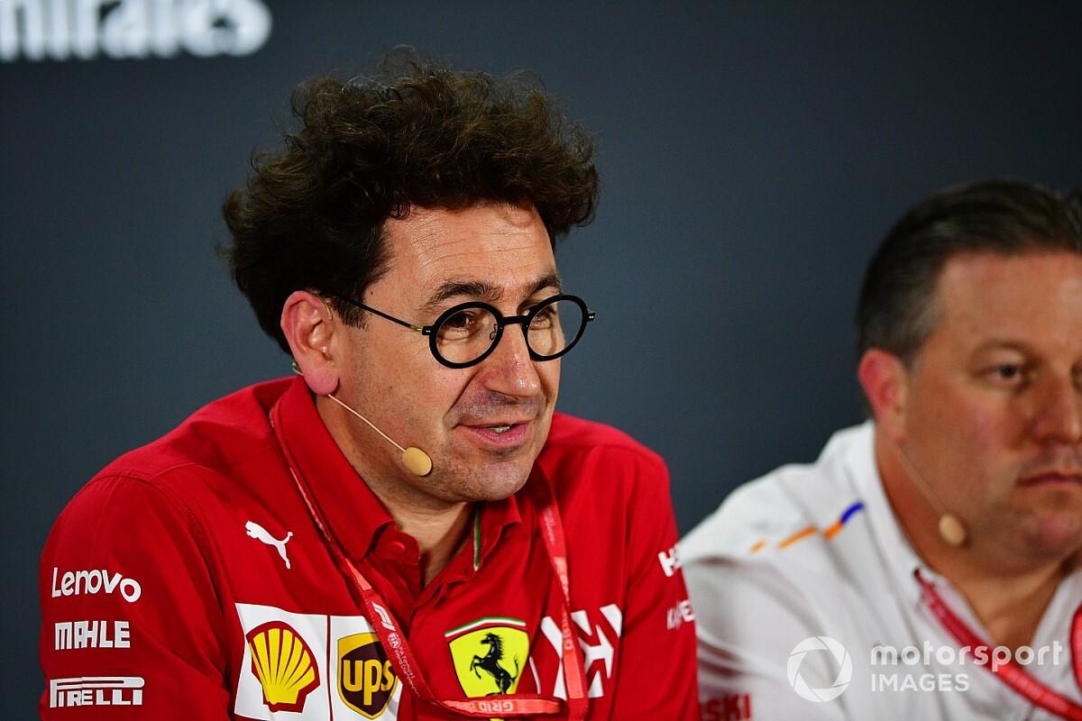 A Ferrari attól tart, hogy Vettel verziója nem fog egyezni az ő verziójukkal?